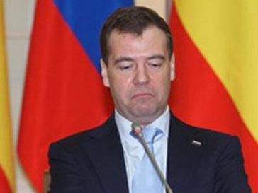 Дмитрий Медведев не попал в шорт-лист VIP-персон Петербурга