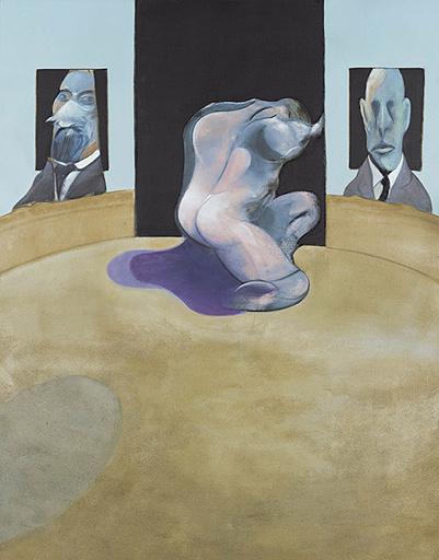 Триптих, Фрэнсис Бэкон