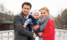 Павел и Агата Прилучные: «Сын бережет нашу любовь»