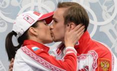 Ксения Столбова и Федор Климов выиграли, несмотря на переломы