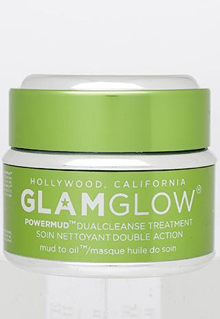 Glamglow Очищающая маска-масло Powermud