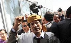Ливийский лидер хочет бежать из страны