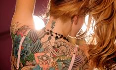 Тело в дело: татуировки девушек Новокузнецка