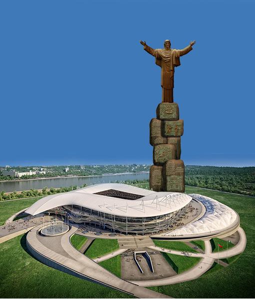 Статуя Христа Зураба Церетели: где ее установят