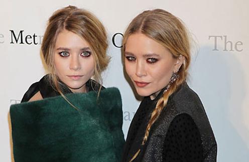 Мэри–Кейт (Mary-Kate Olsen) и Эшли Олсен (Ashley Olsen)