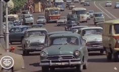 Под видео 1967 года про города СССР набралось больше двух тысяч ностальгических комментариев