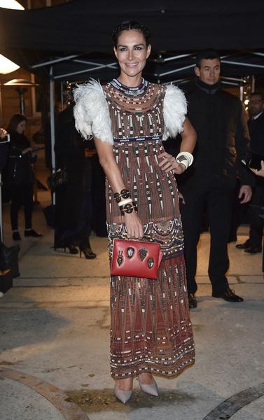 Однажды в Риме: показ Valentino на Неделе Высокой Моды в Париже | галерея [1] фото [9]