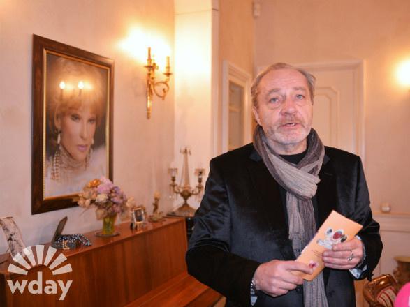 Родные Людмилы Гурченко показали ее квартиру