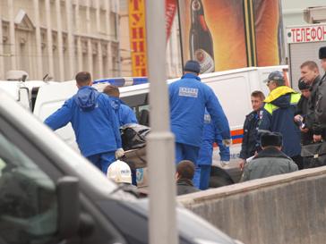 Теракт в московском метро 29 марта 2010 года.