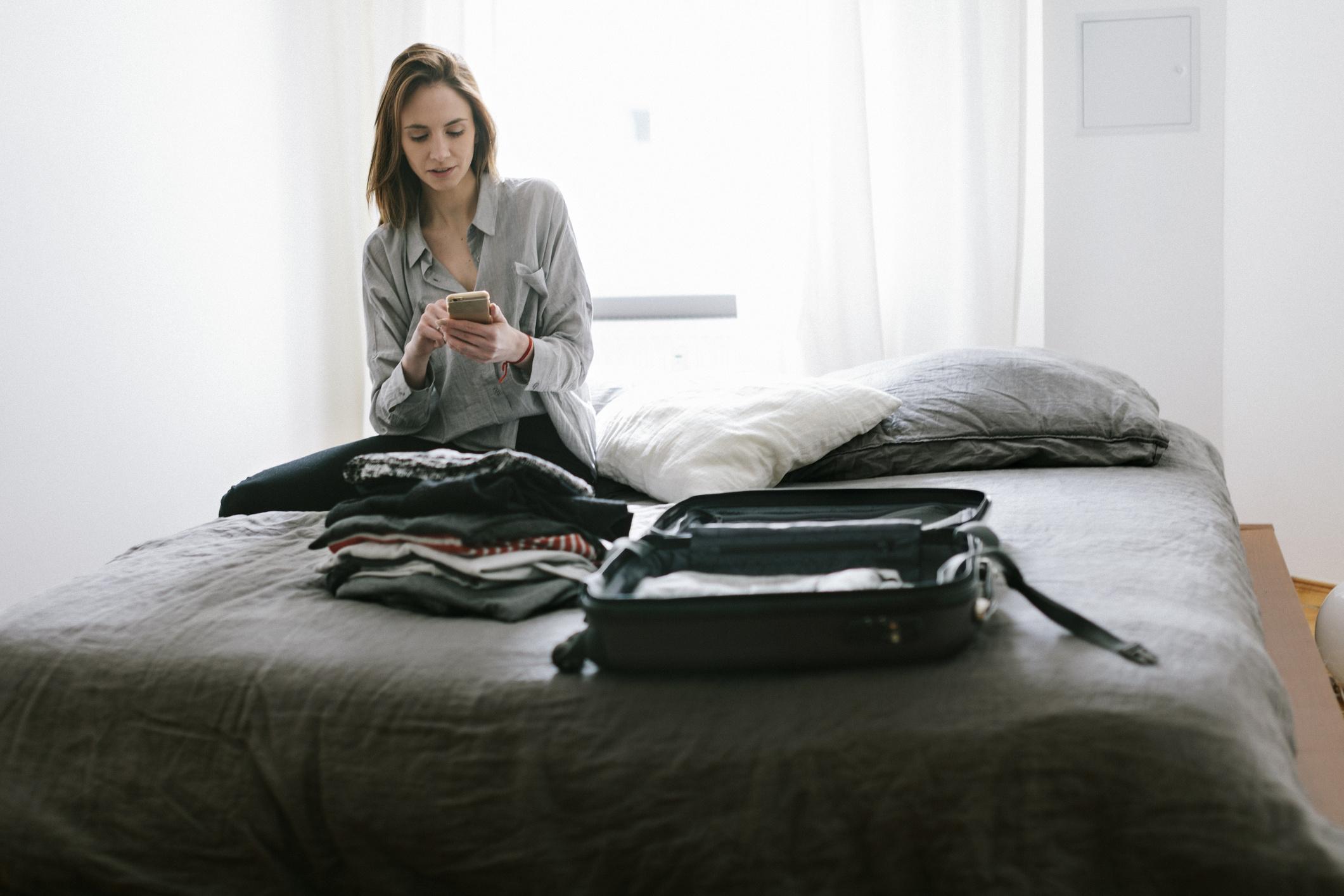 Видеть во сне чемодан