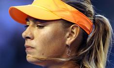 Мария Шарапова покинула Australian Open