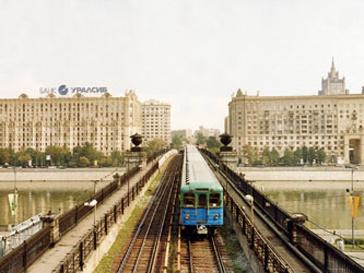 Филевская линия метро