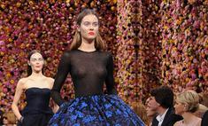 Агрессивная женственность: Раф Симонс для Dior Haute Couture