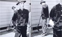 отрывке старого фильма 1941 обнаружили лучшего актера массовки