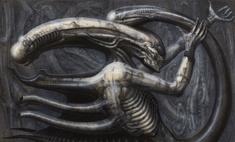 Художник недели: гуру угрюмого фантастического культа Х.Р. Гигер