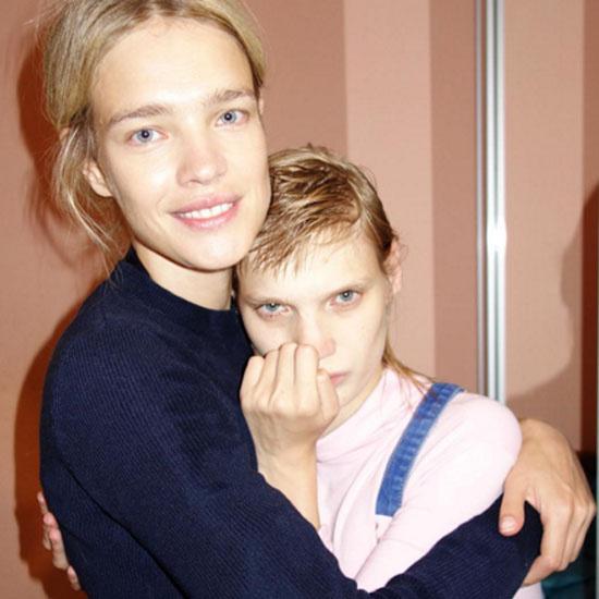 Наталью Водянову возмутил комик, высмеявший сестру-инвалида
