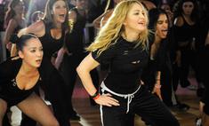 Мадонна откроет фитнес-клуб с видом на Кремль