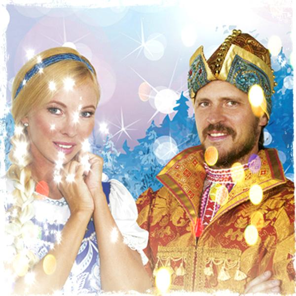 Двенадцать месяцев: Илья Авербух, Ледовый театр Елены Бережной в СК Юбилейный