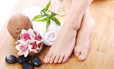Самостоятельный массаж ног с помощью массажера