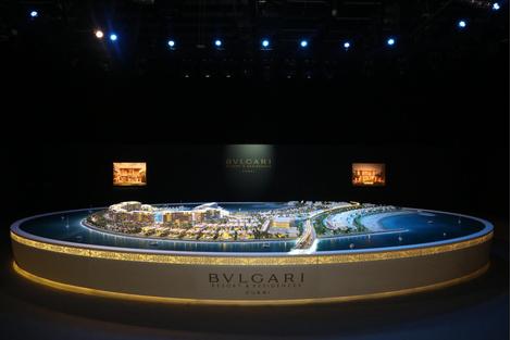 Bvlgari представила проект резиденций в Дубае   галерея [1] фото [3]