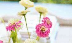 Вазы и цветы: 8 оригинальных идей декора