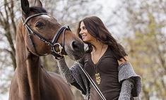 Девушки на коне: самые романтичные наездницы Ульяновска