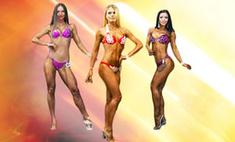 Фитнес-бикини: 20 девушек с фигурой мечты. Фото
