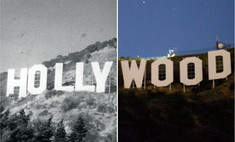 История той самой надписи «Голливуд» на холмах
