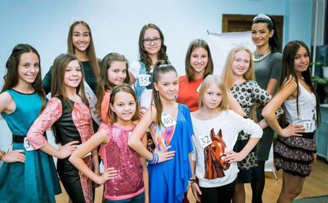 «Мини Мисс Чувашия – 2015» кастинг