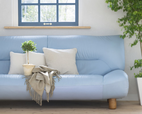 Голубой цвет спальня, комната
