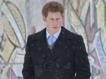 Принц Гарри (prince Harry) отменил благотворительную поездку