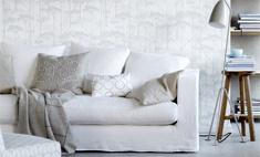 Зимняя сказка: белый цвет в интерьере