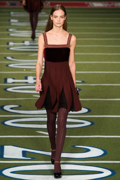 Показ Tommy Hilfiger на Неделе моды в Нью-Йорке | галерея [2] фото [43]