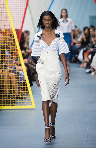 Неделя моды в Лондоне: день четвертый | галерея [3] фото [1]