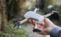 DJI представил очень маленький дрон, на котором можно летать без индульгенции Росавиации