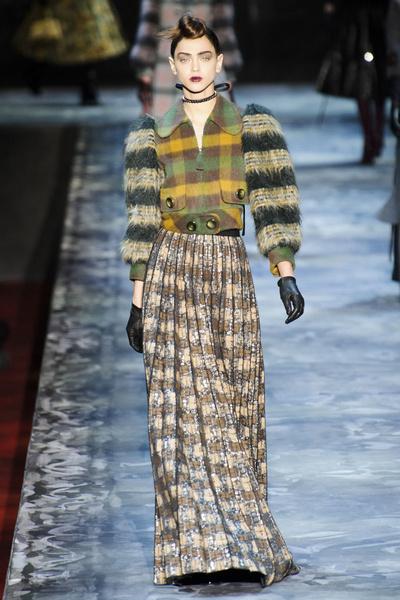 Показ Marc Jacobs на Неделе моды в Нью-Йорке   галерея [1] фото [22]