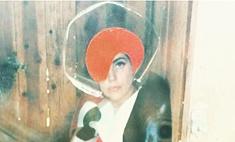 Леди Гага устроила фотосессию в своем курятнике