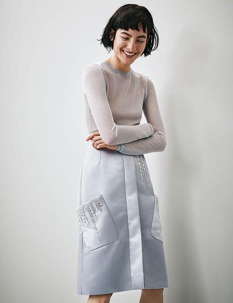 H&M представили новую коллекцию Conscious Exclusive в Париже | галерея [1] фото [5]
