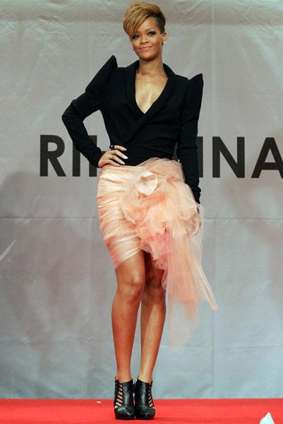 Рианна, 2010 год