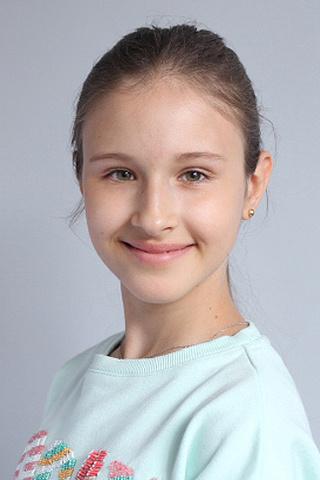 Софья Степанченко, «Топ модель по-детски-2016», фото