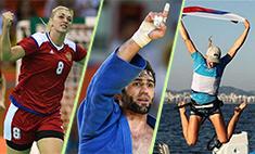 Рио-2016: золотые кубанцы!