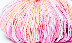 Из меланжевой пряжи: вязание по схемам, узорам
