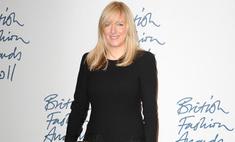 Ковровая дорожка British Fashion Awards