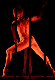 Физическая форма танцовщиц безупречна.