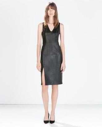 модные платья на осень 2014