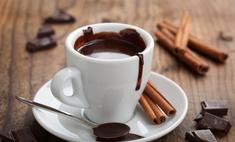 Изысканный вкус горячего шоколада