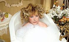 За кадром: как снимали Аллу Пугачеву в ванной для шоу Галкина