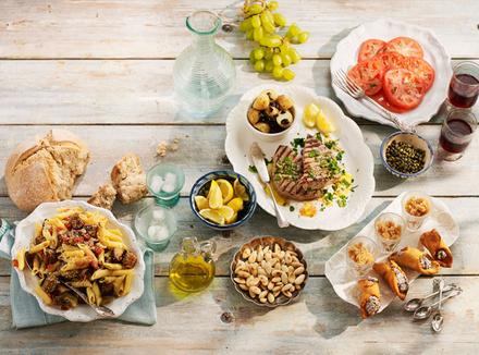 Сицилийский обед