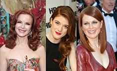 Топ-10 рыжеволосых красавиц Голливуда