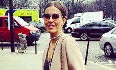 Ксения Собчак произвела фурор в Париже